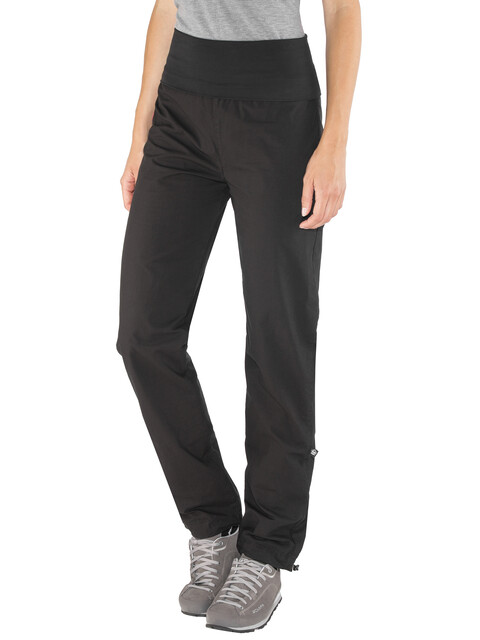 E9 Andrea - Pantalon long Femme - noir